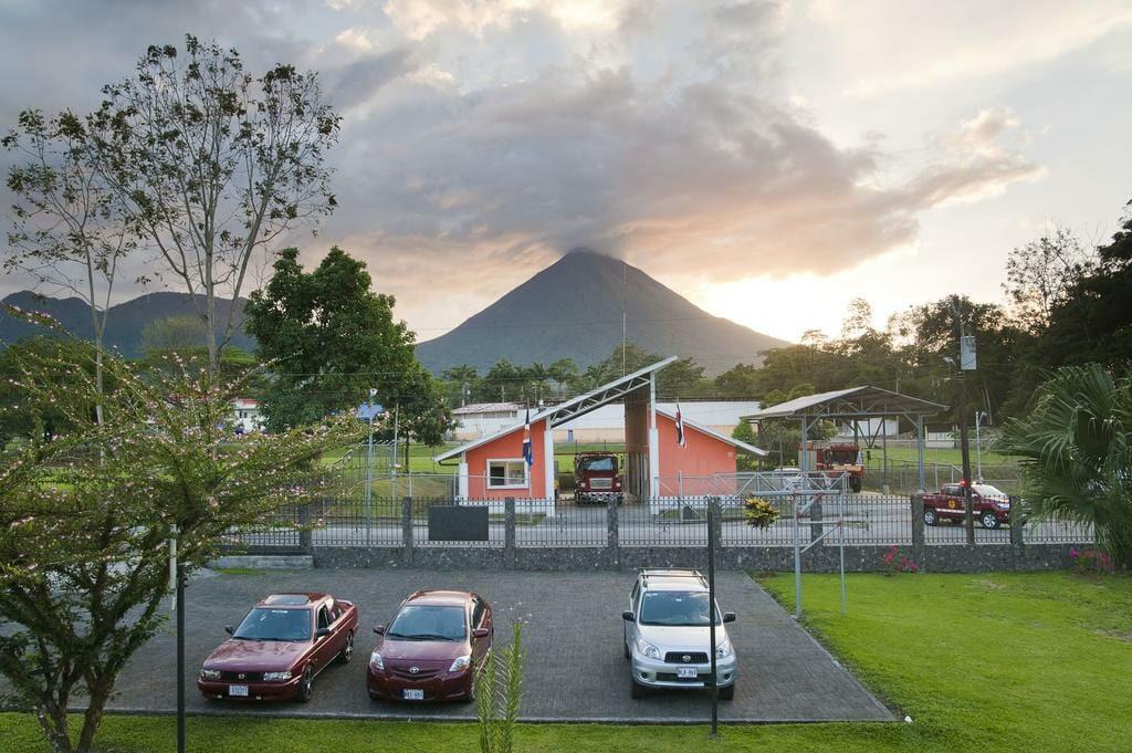 Condo's Vista Al Volcan