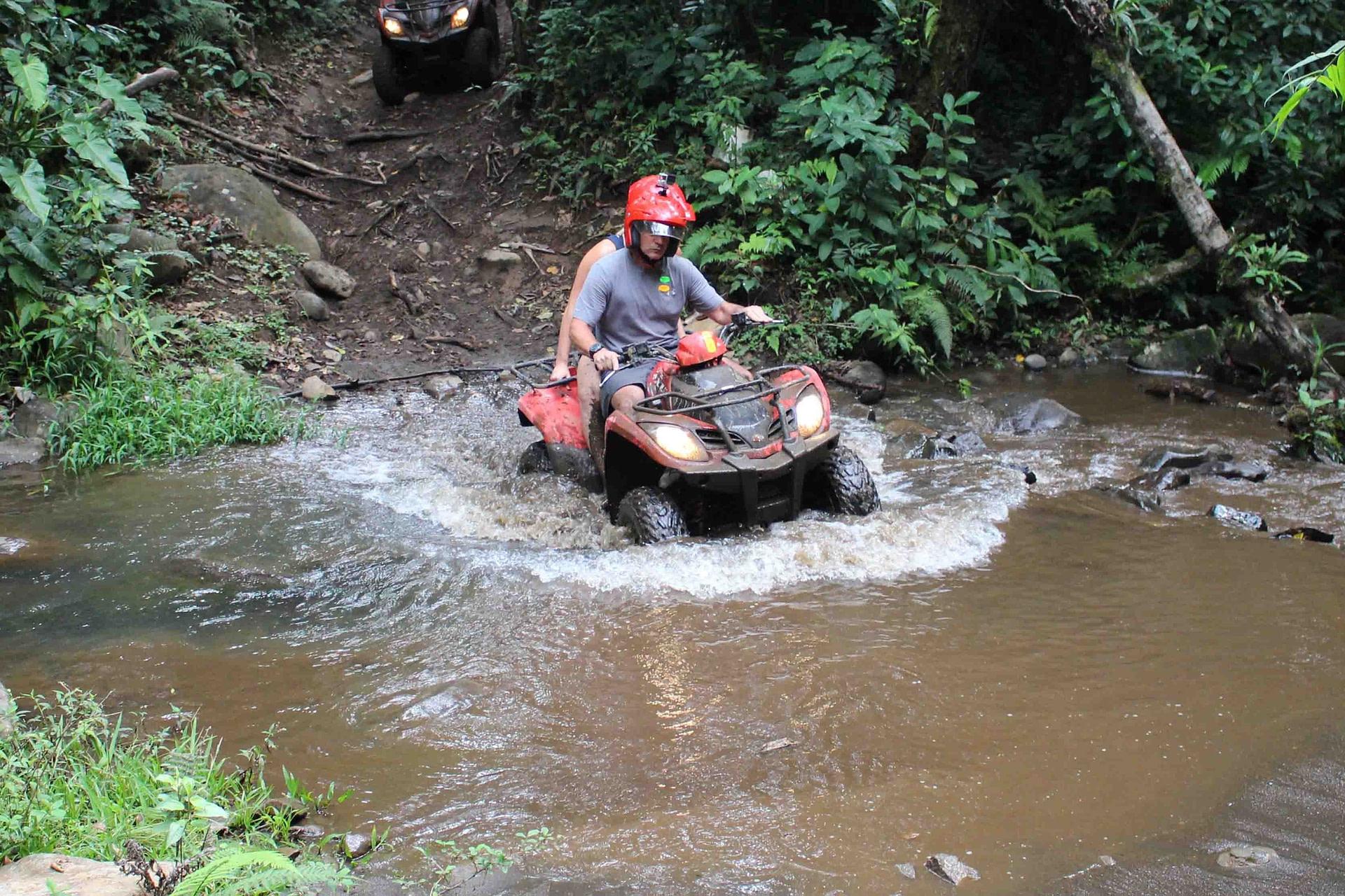 ATV 100% Aventure Tour in Costa Rica